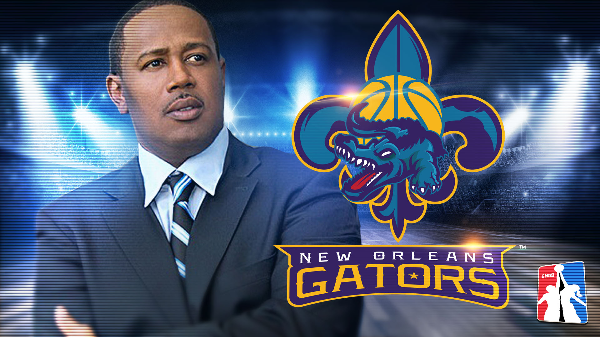 6d077b14f5c PERCY MILLER AKA MASTER P THE NEW OWNER OF NEW ORLEANS GATORS ...