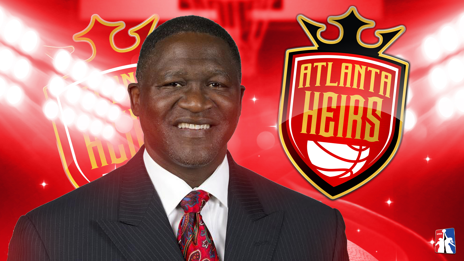 ATLANTA HEIRS SIGNS NATIONAL BASKETBALL HALL OF FAMER DOMINIQUE
