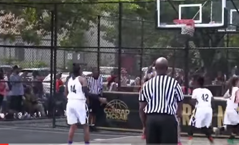 Mixed Gender Basketball @ The Rucker NYC